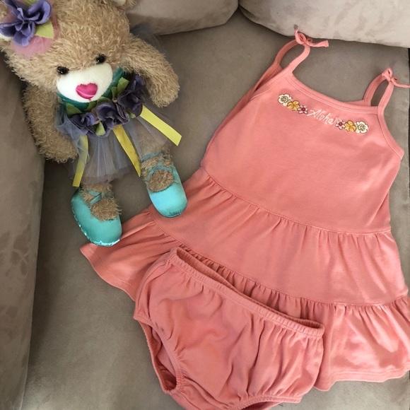 6dc270ec7 Gymboree Dresses | Aloha Two Piece Dress Set 612 Months | Poshmark